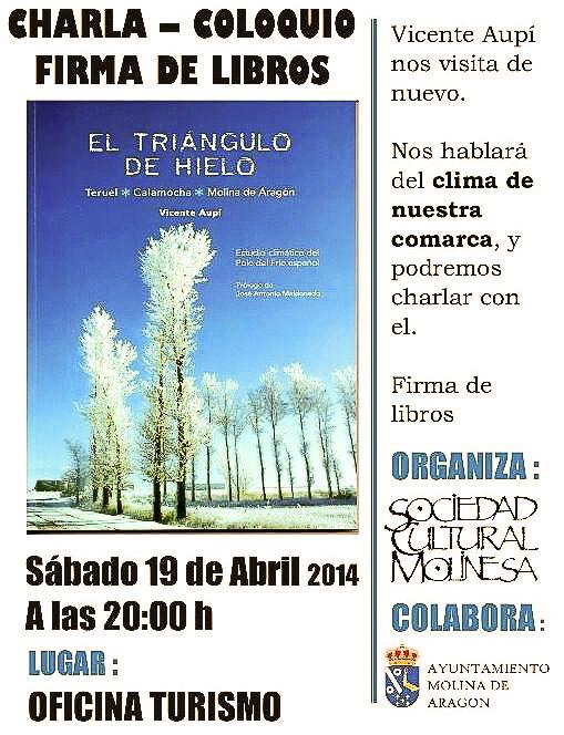 LIBRO TRIÁNGULO HIELO